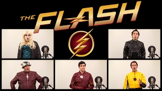 Repeat youtube video THE FLASH THEME SONG ACAPELLA