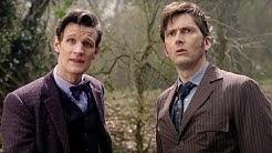 Der Elfte Doktor trifft den Zehnten Doktor | Der Tag des Doktors | Doctor Who