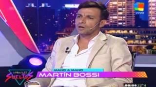 Martín Bossi con Alejandro Fantino 03-03-15