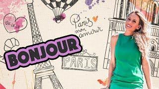 VERLIEBT IN PARIS unser Pärchen Urlaub