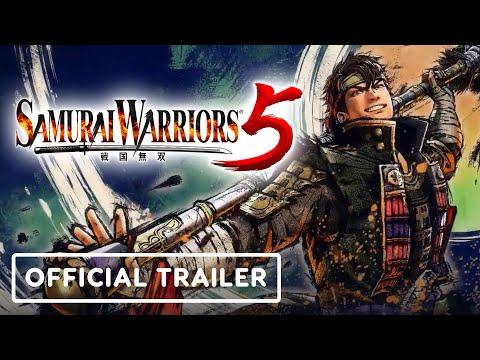 Пробная версия SAMURAI WARRIORS 5 уже доступна на Xbox