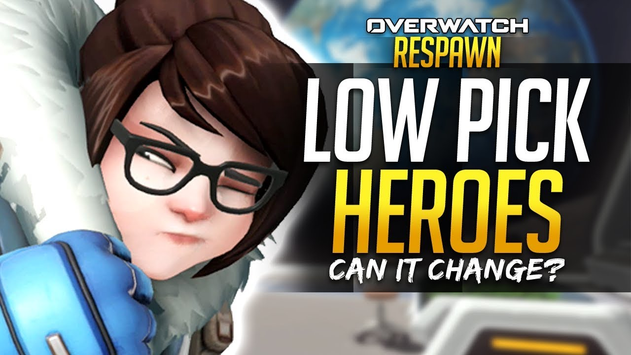 Overwatch Pick Rate