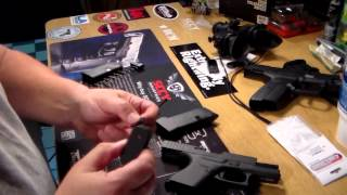 Glock 43: Glock Store +2 Magazine Extensions