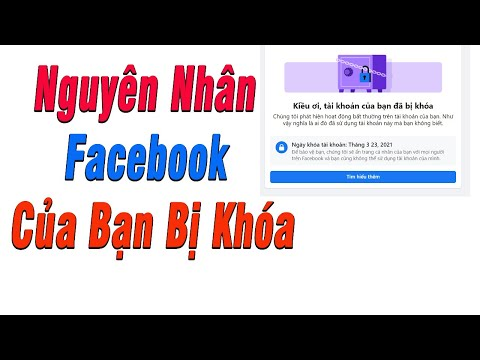làm thế nào để không bị hack nick facebook - Nguyên Nhân Facebook Của Bạn Bị Khóa   Cách Khắc Phục