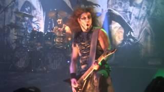 Powerwolf - Armata Strigoi - Live La Laiterie Strasbourg le 12/09/2015