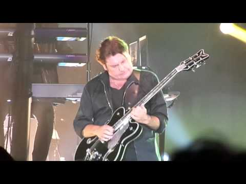 """Simple Minds """"Let the Day Begin"""" (live)"""
