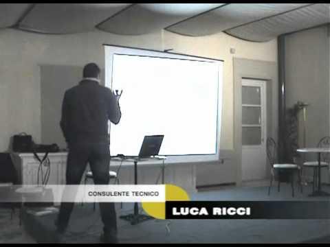 Luca Ricci - Giornata Informativa - 16 marzo 2012 - Villa Bertelli