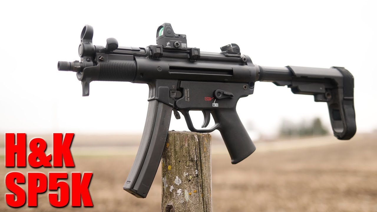 The Truth About the H&K SP5K : The 1000 Round Review