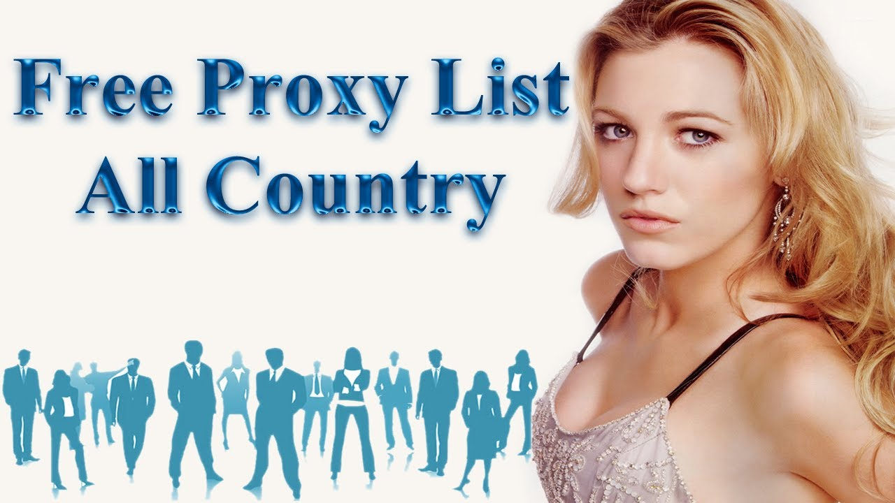 Download Free Proxy List
