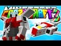 Minecraft Crazy Craft 3.0: TRANFORMERS! #22