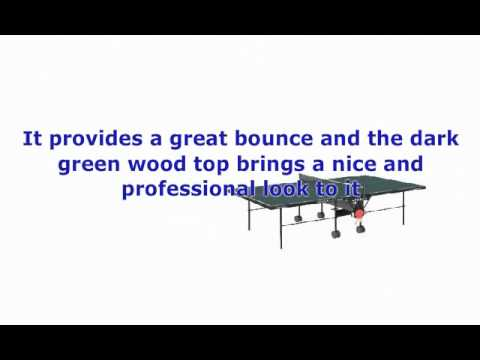 Butterfly T21 Personal Rollaway Table Tennis Table Review