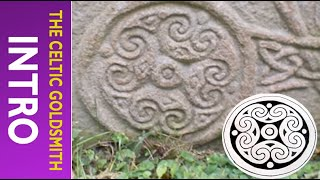 How to Draw Celtic Patterns 93 - Spiral Celtic Cross/Mandala Introduction