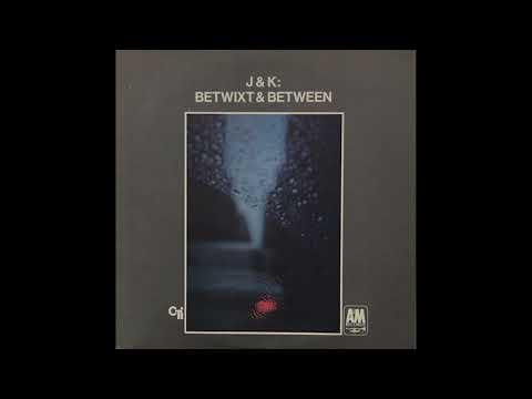 J & K [J.J. Johnson &  Kai Winding] – Betwixt & Between (1969) [vinyl]
