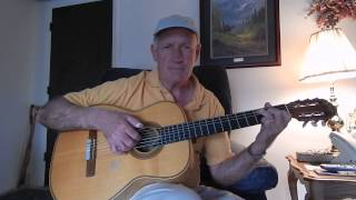 Wayne's Guitar Lessons : Home On The Range Lesson 1