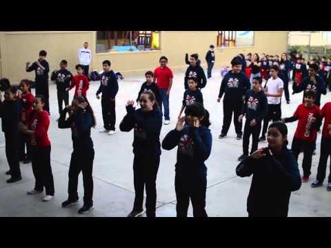Un Billón de Pie 2016 - Highland Prince Academy