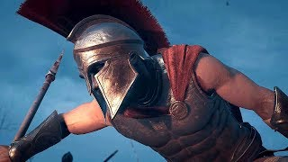 Assassin's Creed Odyssey PC Gameplay Ultra Settings i7 8700K GTX 1080ti