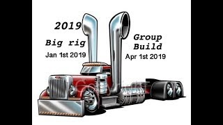Big Rig Group Build [Part 2 - Framework]