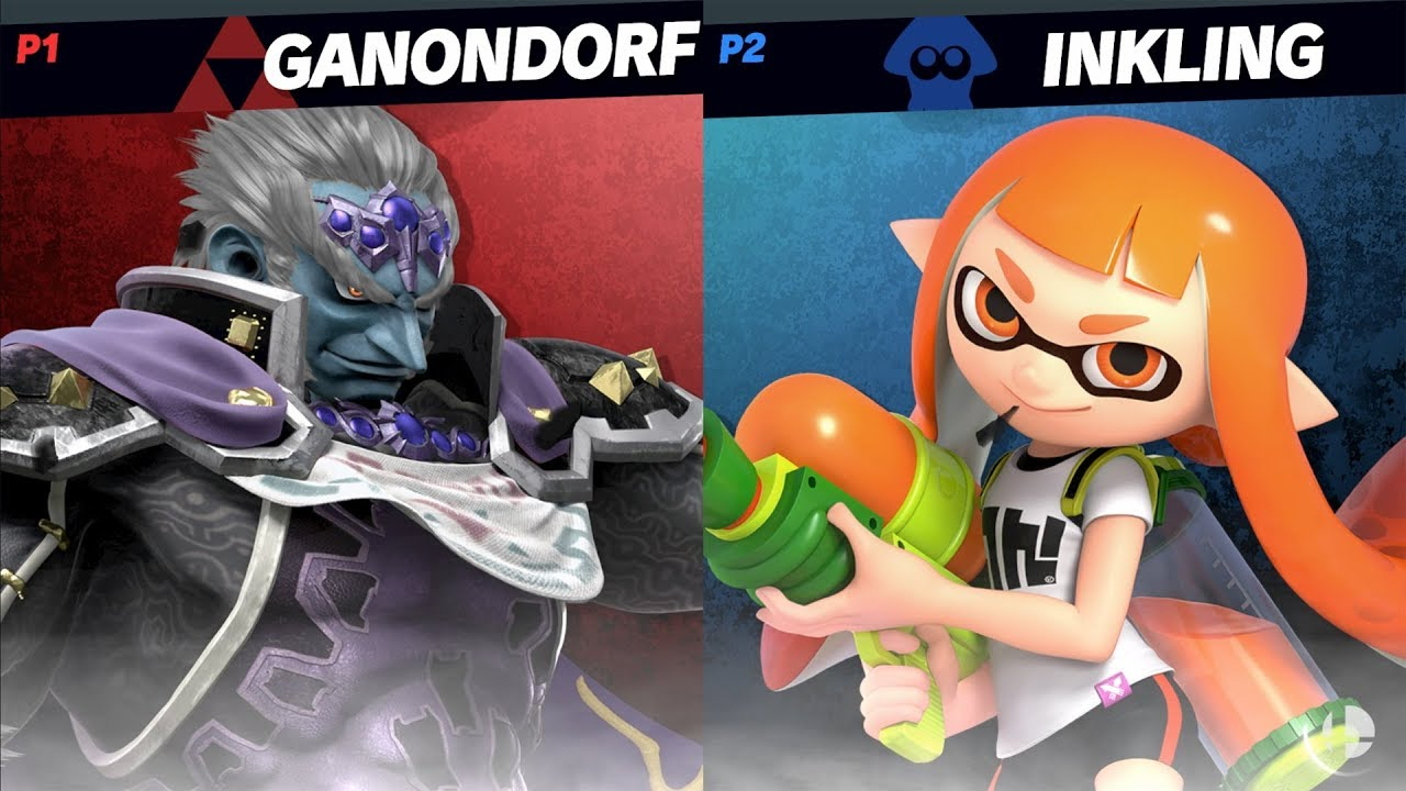 Squid - Inkling Moveset Data (Preliminary) Updated: Added Some Ink