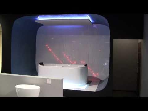 Nowoczesna Aranżacja Wnętrza łazienki Projekt Oświetlenia