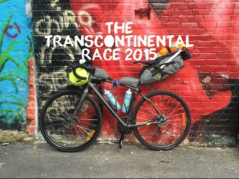 The Transcontinental Race 2015: The Start