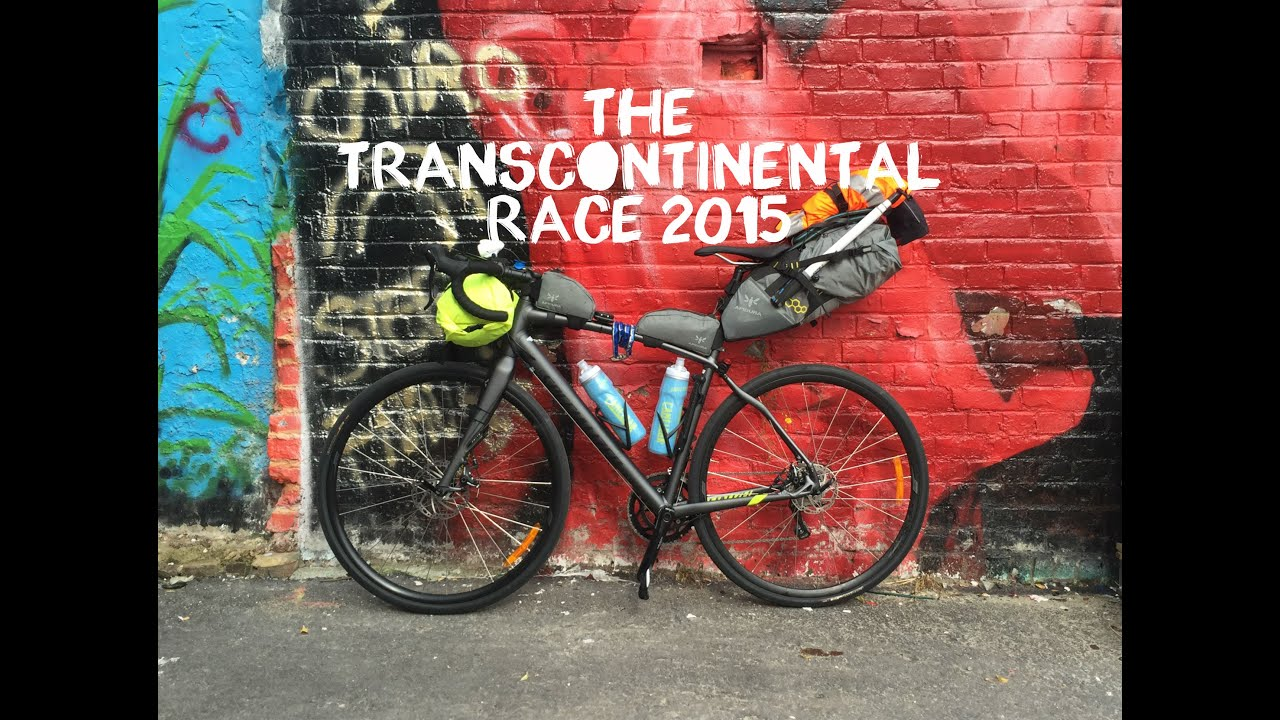 The Transcontinental Race 2015 The Start Youtube