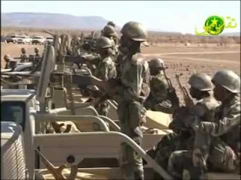 Forces Armées Mauritaniennes - Mauritanian Armed Forces - الجيش الموريتاني