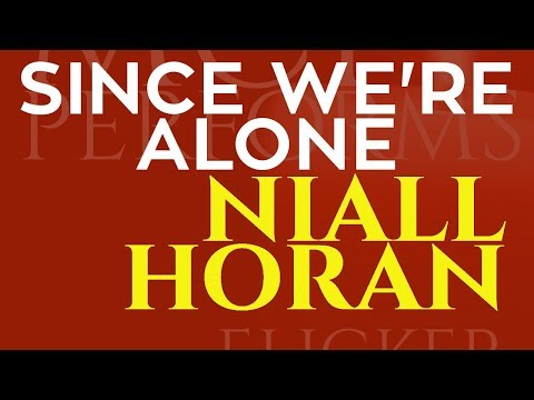 Since We're Alone - Niall Horan cover by Molotov Cocktail Piano