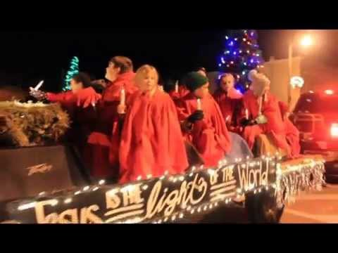 2015 Prophetstown Lighted Christmas Parade