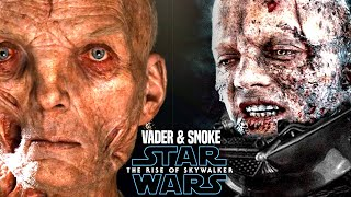 Vader & Snoke Connection Revealed! The Rise Of Skywalker (Star Wars Episode 9)