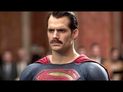 Justice League & Henry Cavill's CGI Moustache Removal Reactions