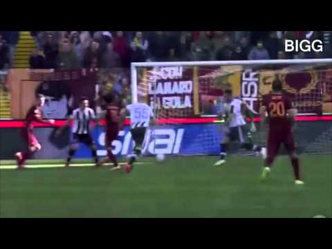 Udinese   AS Roma All Goals HD 2015/ 2016