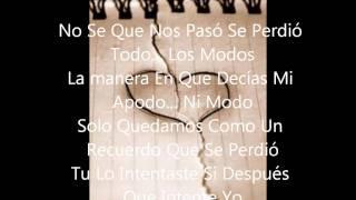 Santa RM Ft Mc Aese - Te Deseo Lo Mejor 2011 (LETRA)