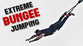 Skočil jsem Extrémní BUNGEE Jumping / Už Nikdy!