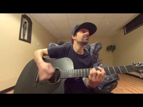 Glycerine (Bush) acoustic cover by Joel Goguen