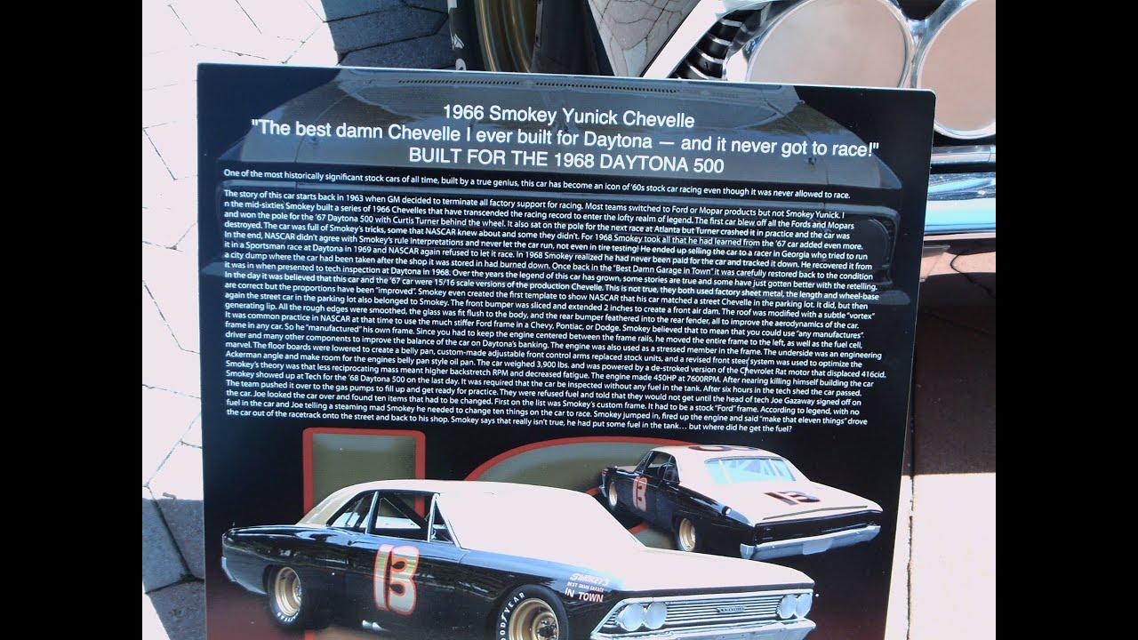 Smokey Yunicks 1966 Chevelle Daytonariverfront051714 Youtube