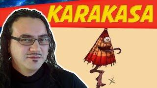 Karakasa obake - 唐傘お化け - Um Youkai Simpático e Popular - Curiolendas #4