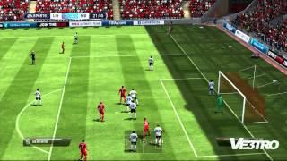 FIFA 13 - Liverpool vs Manchester United Part 1