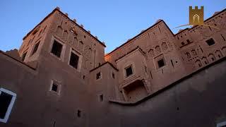 Infos Tourisme Maroc : la kasbah de taourirt Morocco