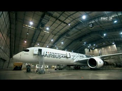 Airbus A350 la nouvelle star des airs
