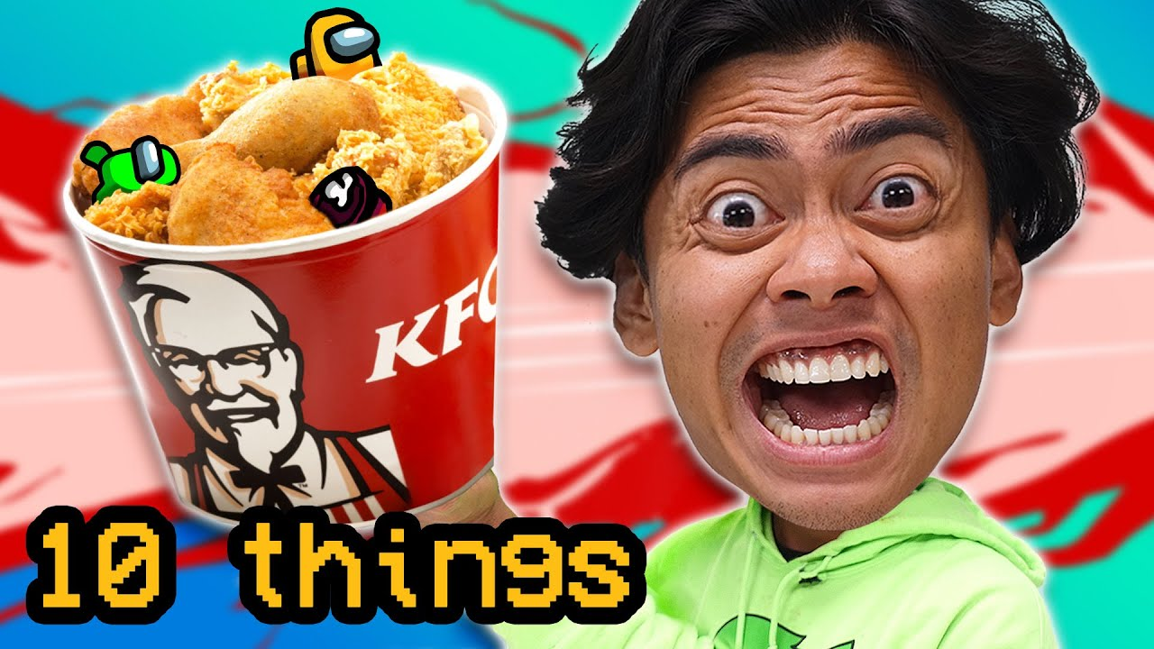 10 Things Not To Do at KFC..