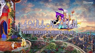A Whole New World Peabo Bryson and Regina Belle.mp3