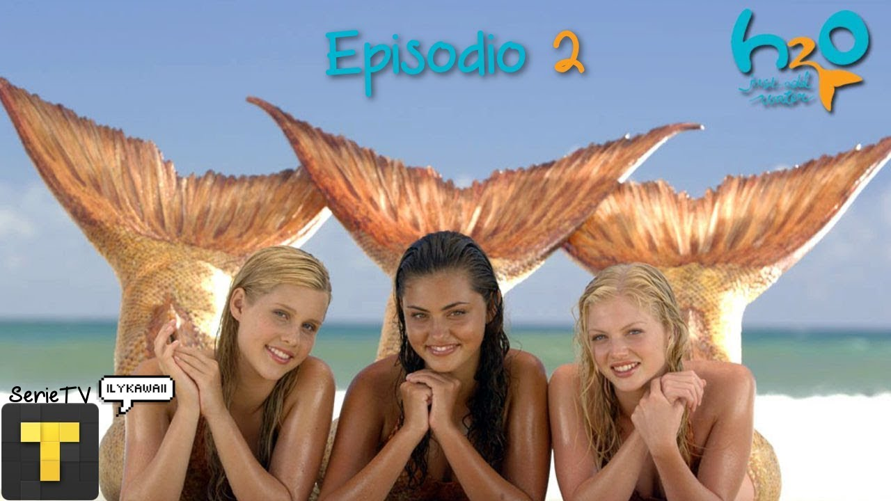 h2o episodio 2 serie tv youtube