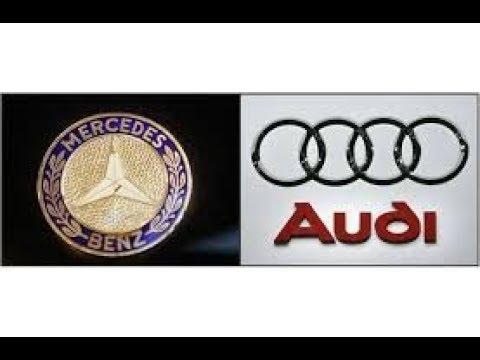 Mercedes E-Classe w211 vs Audi A6 B6 | Cine castiga ?