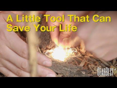 SOS Survival Kit Outdoor Emergency Tool – GearBest.com
