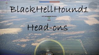 War Thunder Head-on, what to do