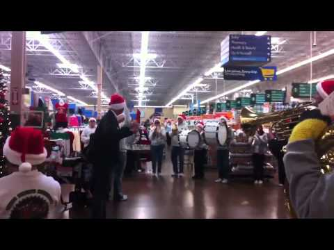 CHCMB WalMart Flash Mob