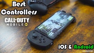 Best Call Of Duty Mobile Controllers iOS & Android!!!