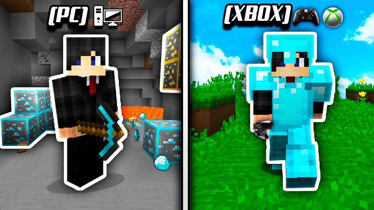 xNestorio Tries UHC in Minecraft Xbox One!