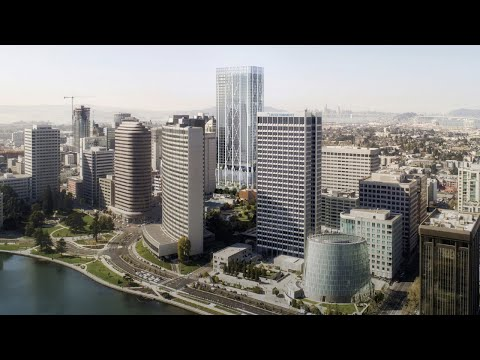 Oakland Planning Commission Meets Livestream On 415 20th, The Tallest Building In Oakland, If Built