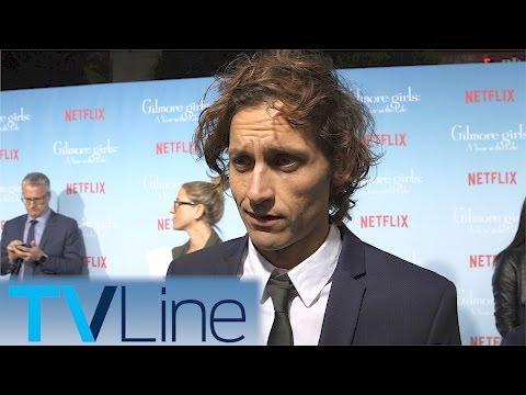 Life & Death Brigade    Gilmore Girls Red Carpet Premiere Interview     TVLIne